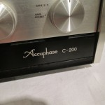 Accuphase C-200 stereo preamplifier