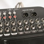 RCF L-PAD12cx 12ch mixer w/digital effects