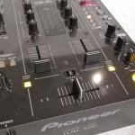 Pioneer DJM-400 2ch DJ mixer