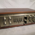 LUXMAN CL-35 tube stereo preamplifier