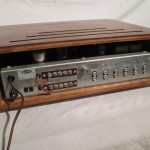 SCOTT Type 299(A) tube integrated stereo amplifier