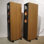 Klipsch RF-25(cherry) 2way speaker systems (pair)