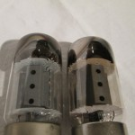 GE 6550A beam power pentode (pair)