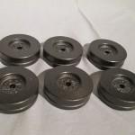 TAOC TITE-26R insulators (6pcs)