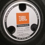 JBL 2226H(8Ω) 15inch(38cm) LF transducers (pair) #2