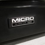 MICRO 1500 series + Fidelity Research FR54 player system