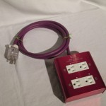 CSE H-43 AC power distributor(splitter)