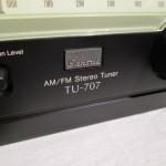 SANSUI TU-707 AM/FM tuner