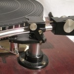 Garrard 301(white) + ortofon RS-212 record player system