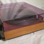 DENON DP-3700F analog disc player