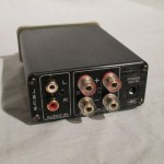 S.M.S.L. SA-50 stereo power amplifier