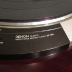 DENON DP-60L analog disc player