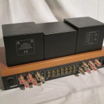 Unison Research Sinfonia tube integrated stereo amplifier
