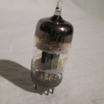 Westinghouse 12AT7/6201 hi-frequency twin triode (NOS/NIB)