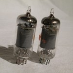 RCA 6BH6 sharp-cutoff RF pentode (pair)