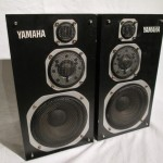YAMAHA NS-1000MM compact speakers (pair)