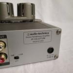 Audio Technica AT-HA22TUBE headphone amplifier