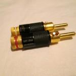 WBT WBT0644 banana plugs (4pcs)