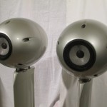 Eclipse(Fujitsu Ten) TD712z mk2 speakers (pair)