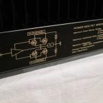 Lo-D HMA-9500 stereo power amplifier
