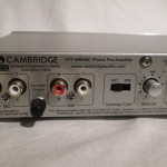 CAMBRIDGE AUDIO CP2(silver) phono equalizer