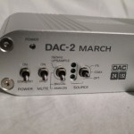 JAVS DAC-2 march D/A converter