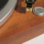 DENON DP-500M analog disc player