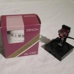 DENON DL-110 hi-output MC cartridge
