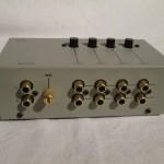 LUXMAN AS-4Ⅲ RCA line selector