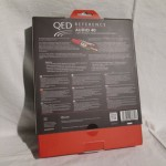 QED Reference Audio40 RCA line cables (1.0m/pair)