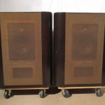Mitsubishi 2S-208 2way speaker systems (pair)