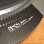 DENON DP-80 + DK-2000G + DA-308/DA-305