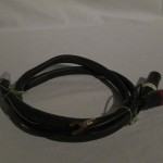 Phasemation CC-1000D/1.2 tone-arm cable (XLR)