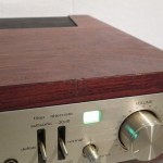 LUXMAN CL-34 tube stereo preamplifier