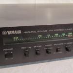 YAMAHA T-2 FM tuner