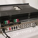 McIntosh MA6100 integrated stereo amplifier (modified)