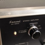 SANSUI AU-8500 integrated stereo amplifier