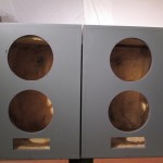 Shinko Audio 15inch×2 enclosures (pair)