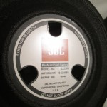 JBL 2226H 15inch LF transducers (pair)