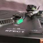 SPEC AP-50 analog disc player