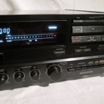 A&D GX-Z9100 stereo tape recorder