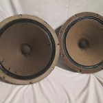 RCA LMI-9449A 15inch LF transducers (pair)