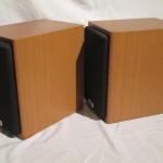 ortofon concord 105 2way speaker systems (pair)