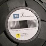 JBL E155-8 18inch(46cm) LF transducers (pair)