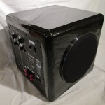 Eclipse (FUJITSU TEN) TD520SW powered sub woofer