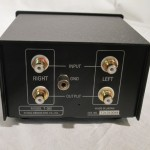 Phasemation T-300 MC step-up transformer