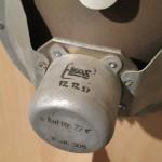 SIEMENS 6 Ruf lsp 22c full-range + flat buffles (pair)