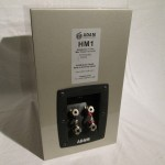 ADAM HM1 2way speakers (pair)