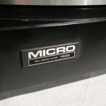 MICRO RB-1500/RY-1500A + FR FR54 analog disc player