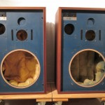 SANSUI EC-138 enclosures (pair)
